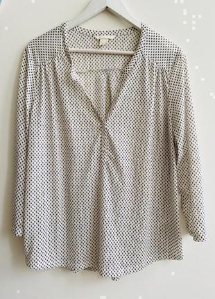 Блуза h&m p.l #1418 sale❗️❗️❗️black friday❗️❗️❗️