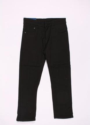 Утепленные джинсы на флисе, байке. 33-37