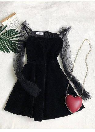 Расклешенные платья-мини