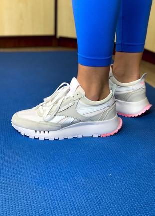 Шикарные женские кроссовки топ качество reebok ✨