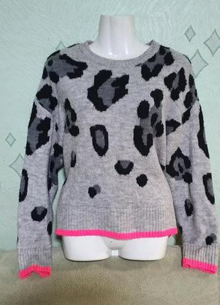 Мягкий теплый свитер primark