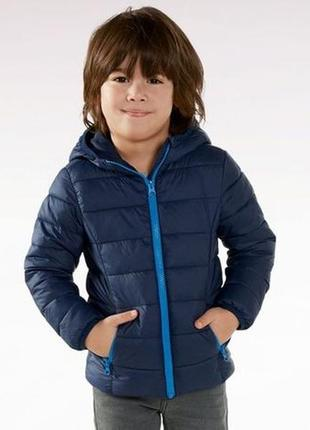 Демисезонная курточка для мальчика lupilu
