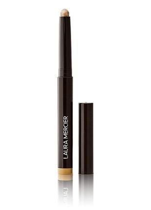 Кремовые тени для век laura mercier caviar stick eye colour в оттенке metallic taupe, 1 гр