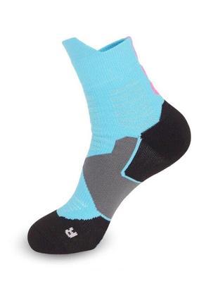 Носки спортивные утолщенные для бега фитнеса баскетбола волейбола