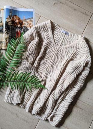 Стильный плюшевый велюровый свитер оверсайз oversize m l xl