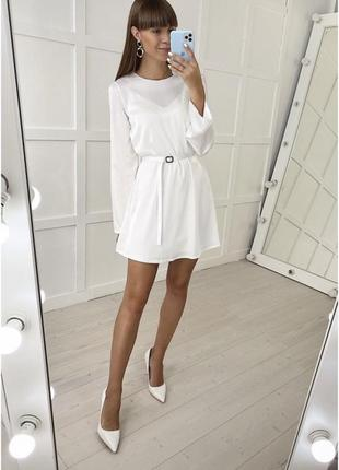 Платье украинского бренда one by one