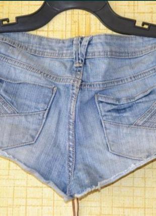 Укороченные джинсовые шорты  terranova