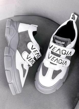 Модные серые кеды =veagia=