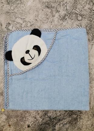 Детское полотенце уголок для мальчика рушничок дитячий для хлопчика