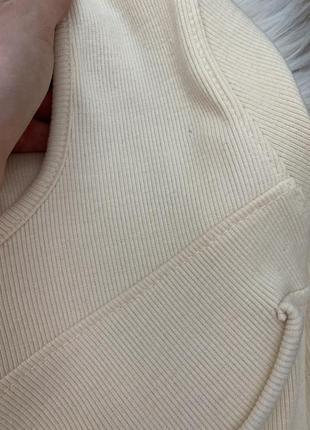 Платье с корсетным верхом3 фото