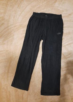 Спортивные флисовые штаны