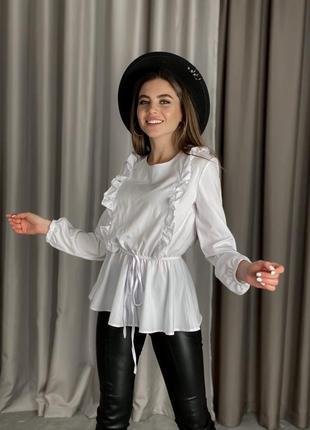 Шикарные блузы софт