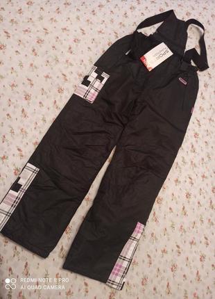 Лижные термо штаны