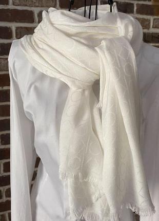 Calvin klein шарф пашмина красивый подарок