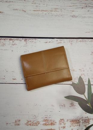 Genuine leather кошелек из натуральной кожи