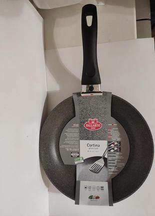 Сковорода ballarini с антипригарным покрытием 26 см