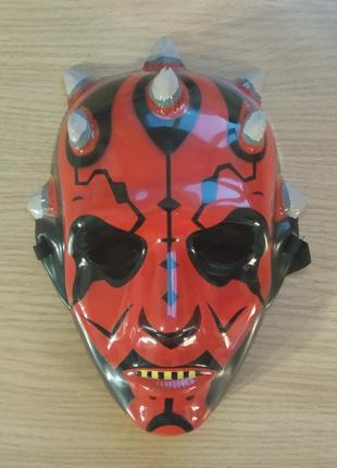 Маскарадная карнавальная маска серия star wars