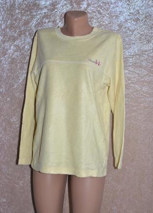 Флисовый свитерок