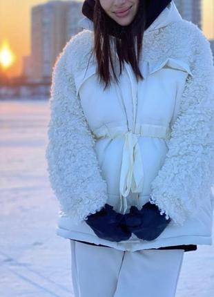 Куртка зимняя пуховик новинка