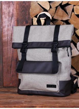 Городской рюкзак harvest - roll linen