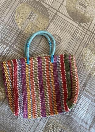 Оригинальная сумочка zara