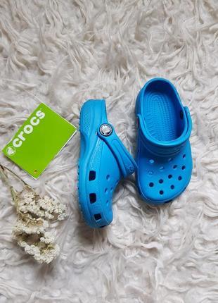 Классные кроксы! crocs! c8-9.