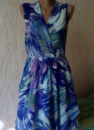 Стильное фирменное новое платье reiss.