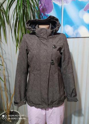 Афигенная спортивная лыжная куртка от icepeak
