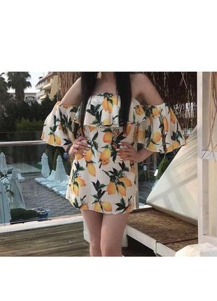 Плаття в стилі d&g