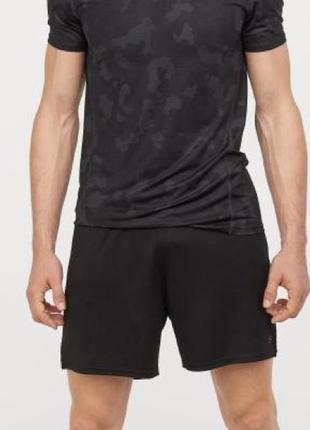 Шорты из новых коллекций h&m ® sport shorts