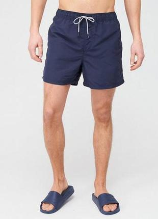 Шорты из свежих коллекций jack & jones ® navy swim shorts men's