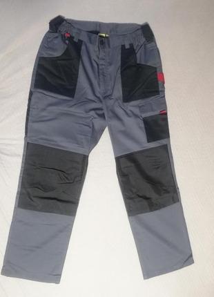Мужские рабочие штаны 54-56