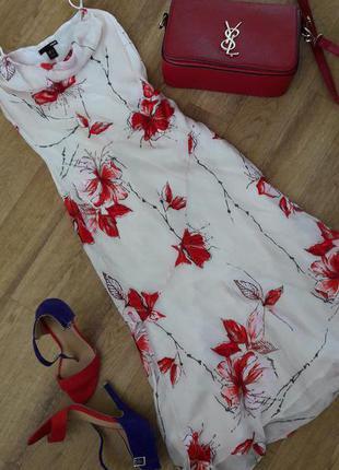 Платье миди от h&m