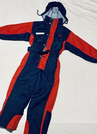Комбинезон зимний лыжный брендовый унисекс endless