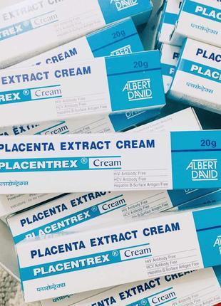 Placentrex cream (плацентрекс)  крем омолаживающий, защита кожи  от вредных воздействий солнца