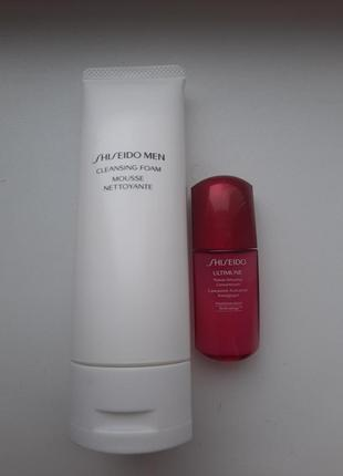 Shiseido набор для мужчин