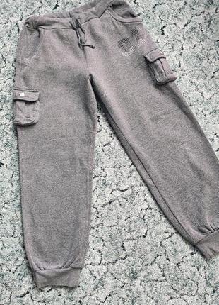 Теплі штани р.xl-xxl