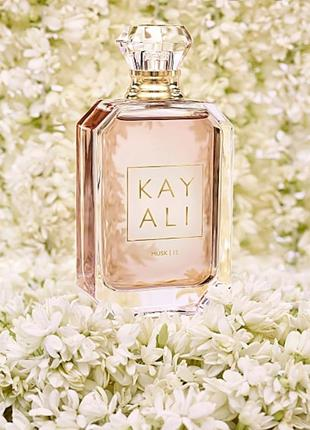 Huda beauty/kayali/musk 12/пробник духов/цветочный парфюм
