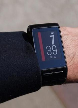 Часы спортивные новые garmin vivoactive hr