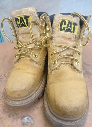 Ботинки caterpillar cat 36 маломер