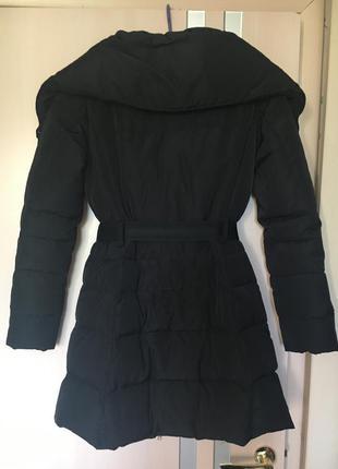 Пальто манго зимнее