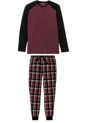 Крутой домашний костюм livergy l красивая пижама 52-54