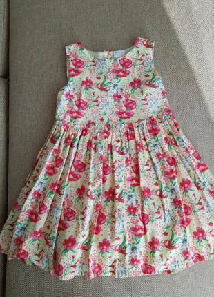 Плаття з натуральної тканини