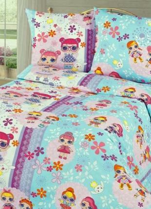 Детское постельное белье лола