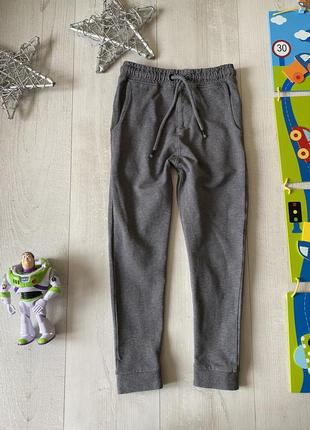 Спортивные штаны без начёса 9 лет