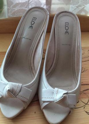 Туфли-босоножки,размер 36