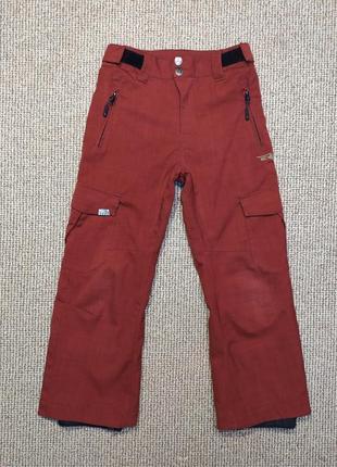 Детские лыжные штаны rehall р. 140