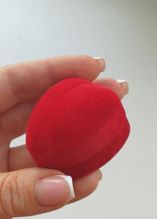 Футляр подарочный коробка для украшений сердечко