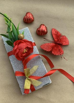Шоколадница подарок упаковка оригинальный подарок декор день валентина шоколадниця