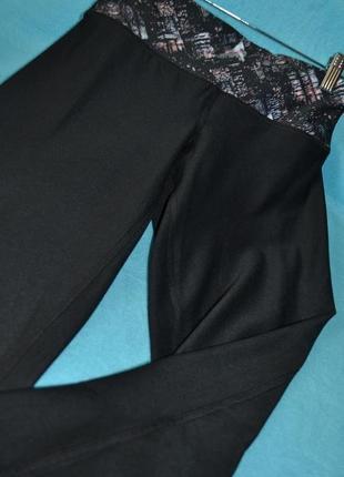 Спортивные эластичные женские штаны crivit, германия, рр. xc